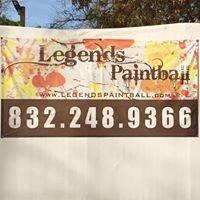 Legends Paintball