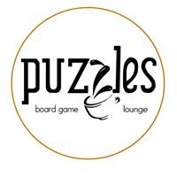 Puzzles: Board Game Lounge, BF Homes