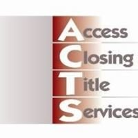 Access Closing & Title Services, LLC