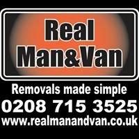 Real Man and Van Ltd.