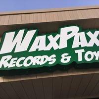 WaxPax Records & Toys