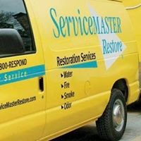 ServiceMaster Water / Fire damage & Re-construction Services