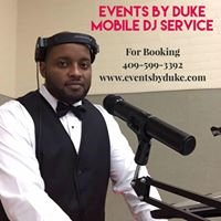 Events By Duke