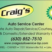 Craig's Auto Service Center