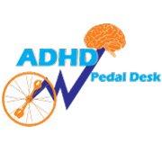 ADHD Pedal Desk