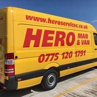 Hero Man and Van