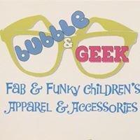 Bubble&Geek