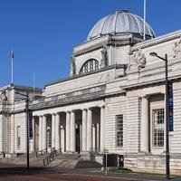 National Welsh Museum Cardiff