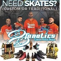 SK8 Fanatics Custom Roller Skates