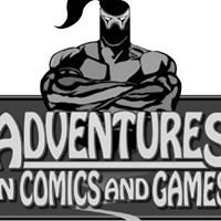 Adventures in Comics and Games