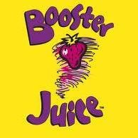 Booster Juice Blue Mountain