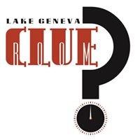 Lake Geneva Clue Room