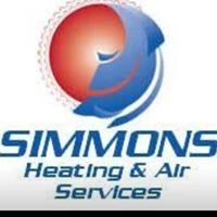 simmons heating and air service