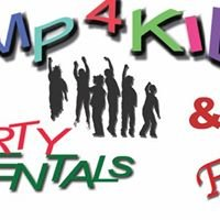 Jump 4 Kids Party Rentals inc