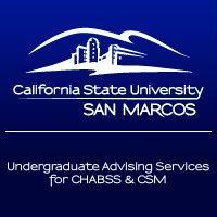 Undergraduate Advising Services (CSUSM)