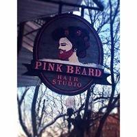 Pink Beard Hair Studio