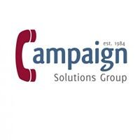 The Campaign Solutions Group | TCSG