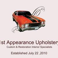 1st Appearance Upholstery