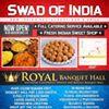 Swad of India/Royal Banquet Hall