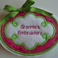 Grannie's Embroidery