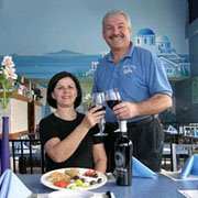 Athens Market Cafe Greek Cuisine - San Diego