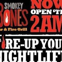 Smokey Bones Bar & Fire Grill - Tyngsboro, MA