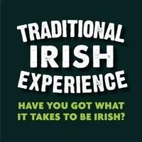 Traditional Irish Experience