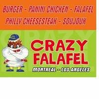 Crazy Falafel Los Angeles