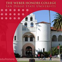 San Diego State University Weber Honors College
