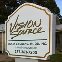 Hosea J. Soileau, Jr., O.D. - Vision Source