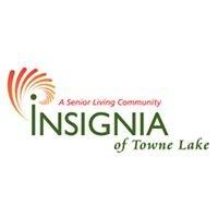 Insignia of Towne Lake