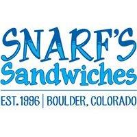 Snarf's Sandwiches