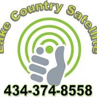 Lake Country Satellite 434-374-8558