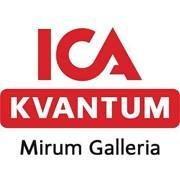 Ica Kvantum Mirum Galleria Norrköping