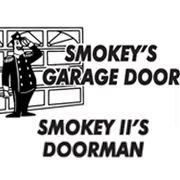 Smokey's Garage Door