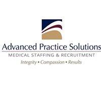 Advanced Practice Solutions, LLC