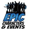EPIC Superhero Characters & Events North Florida