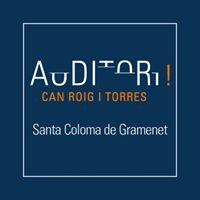 Auditori Can Roig i Torres