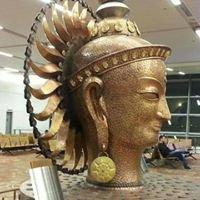 IGIA T3:  Indira Gandhi International Airport Terminal 3, New Delhi - India