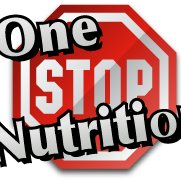 One Stop Nutrition - Alma School
