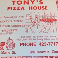 Tony's Pizza is the best pizza
