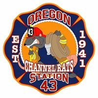 "Oregon Fire & Rescue Station # 3 ""Channel Rats"""