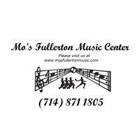 Mo's Fullerton Music Center
