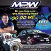 MPW performance & race fab