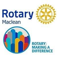 Rotary Club of Maclean