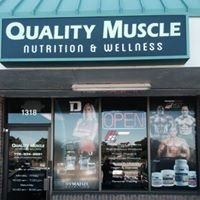 Quality Muscle Nutrition & Wellness