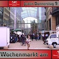 Wochenmarkt World Trade Center Dresden