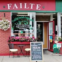 Failte Irish Shop