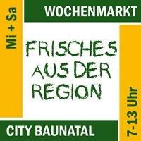 Wochenmarkt Baunatal City