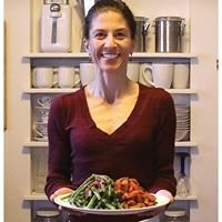 Chef Anne Wiles at the Postal Cafe